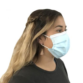 DMS Procedure Masks FDA Cleared ASTM Level 1 (Box of 50)