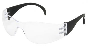 MCR Crews CT93110AF Anti-Fog Clear Lens Safety Glasses 12 Pairs