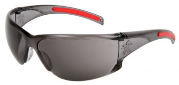 MCR HK112 - HellKat Gray Lens Safety Glasses 12/Pairs