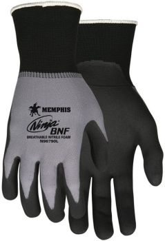 MCR N96790 Ninja® BNF 15 General Purpose Gloves FDA Compliant 12 Pairs