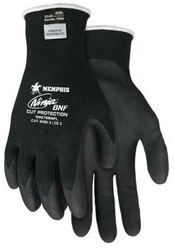 MCR N9878BNF Memphis® Ninja® Cut Protection Work Glove 12 Pairs