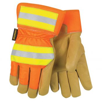 Luminator Grain Pig Sock Lined Glove-XL 1 Pair