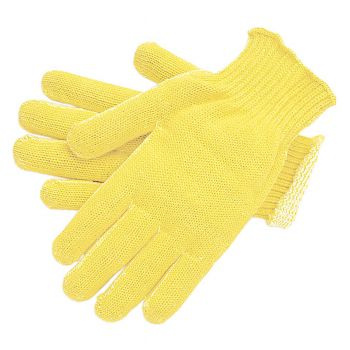 Reg Weight Kevlar®/Cotton Plated Glove-Sm 12 Pairs