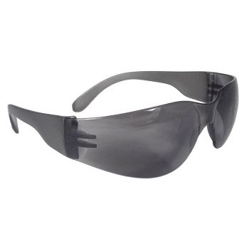 Radians Mirage MR0120ID Safety Glasses, Frameless, Smoke Lens (1 DZ)