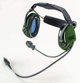 MSA Sordin Supreme Pro Headset With Left Cover Label