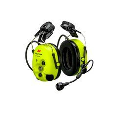 3M PELTOR WS ProTac XPI Headset Hard Hat Attached MT15H7P3EWS6-111, FLX2