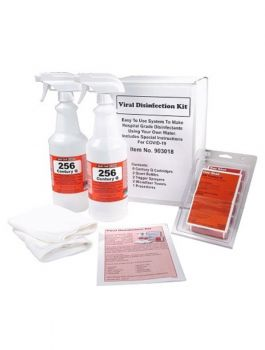Multi-Clean 903018 VIRAL DISINFECTION Kit