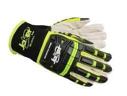 Jokater Joker® XOS: Old School Cotton Palm Impact Glove 12/Pairs