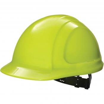 Honeywell North Zone Hard Hat N10440000  Hi-Viz Strong Yellow Quick Fit Style (Cap and Suspension Assembly) 12/Case
