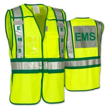 Occunomix OccuLux EMS Public Safety Vest