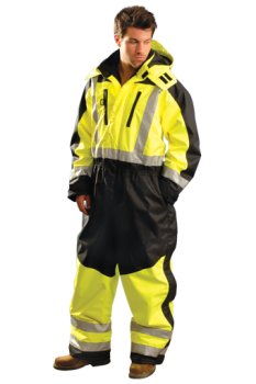 Occunomix SP-CVL Premium Cold Weather Coveralls, Speed Collection