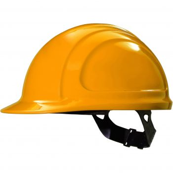Honeywell North Zone Hard Hat N10030000  Orange Quick Fit Style (Cap and Suspension Assembly) 12/Case