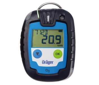 Dräger Pac® 6000 O2 Gas Monitor Simple 2 Yr Monitor