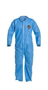 DuPont™ Proshield 10 PB120S BU Coveralls, Blue (Case of 25)