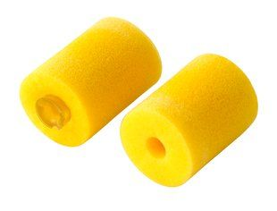 3M™ PELTOR™ Classics™ Replacement Tips 420-2097-50, Yellow 50 EA/Case