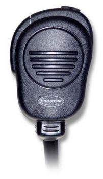 Peltor LWS Lapel Microphone - Kenwood Side Mount Plug Style