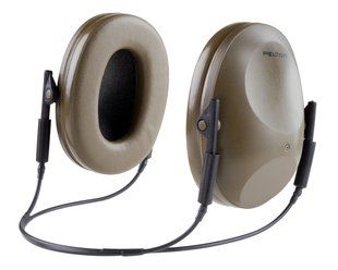 3M™ PELTOR™ Artillery Earmuff 88076-00000,(H6B GN), Tactical Hearing Protection (Discontinued)