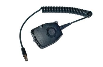 PELTOR External Push-to-Talk Adapter - compatible with Lite Com Pro II headset