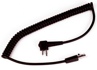 3M™ PELTOR™ G79 Series Motorsport Communication Adaptor Cable FL6U-21, -77 Flex Motorola GP300, CP040 1 EA/Case