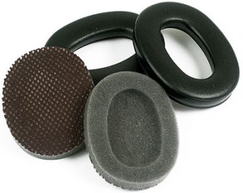 Peltor Hygiene Kit for ComTac (Black Earseals)