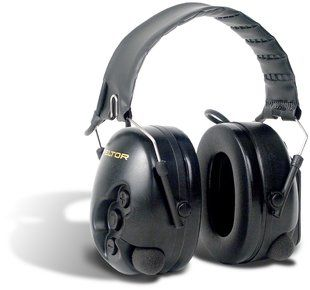 3M™ Peltor™ TacticalPRO™ Electronic Headset with Boom Mic, Black Cups MT15H7A-07 SV