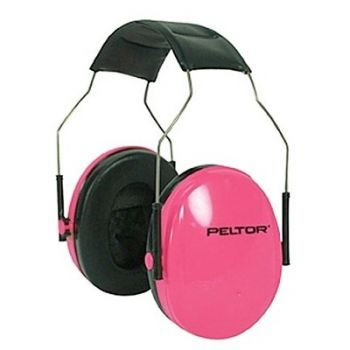 3M Peltor 97022 Pink Junior Earmuffs