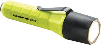 Pelican PM6 3320 Light (2 CR123)-Yellow 6/Case