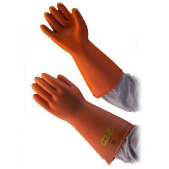 PIP Rubber Insulated Electrical Gloves 17000 Volt 12/PR