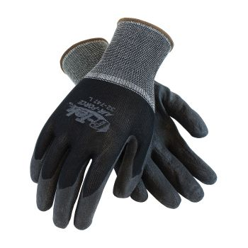 G Tek Air Force Seamless Knit Air Infused PVC Coating Glove  12 Pairs / Case