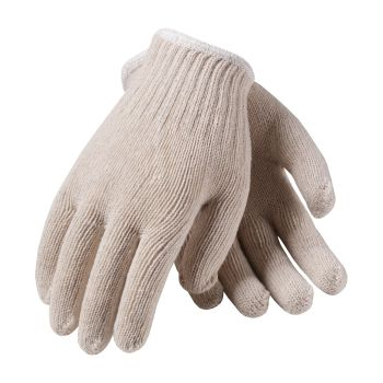 PIP Medium Weight Natural Knit String Glove-S