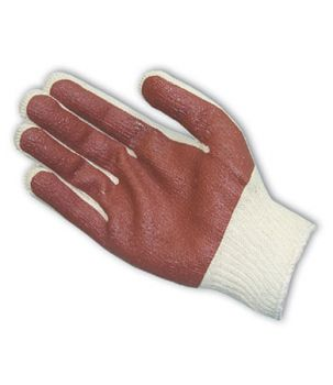 Seamless Knit with Nitrile Palm Coating