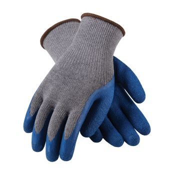 G-Tek Seamless Knit Latex Coated Crinkle Grip Glove - Regular Grade 12 Pairs