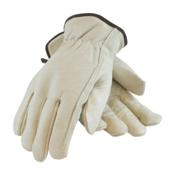 Premium Grade Top Grain Leather Red Foam Lined Glove - Keystone