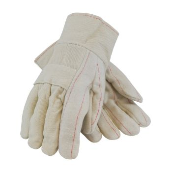 Economy Grade Hot Mill Two-Layer Synthetic Lined Glove - 24 oz. (MEN'S)