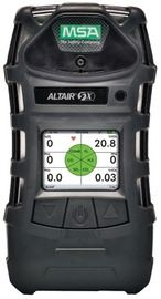MSA ALTAIR 5X Combustible Gas Carbon Monoxide Hydrogen Sulfide And Oxygen Monitor (1 EA)