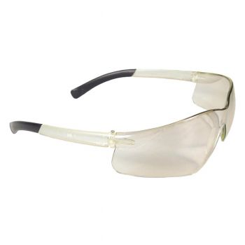 Radians Rad-Atac - Indoor/Outdoor Lens Safety Glasses Frameless Style Indoor/Outdoor Color - 12 Pairs / Box