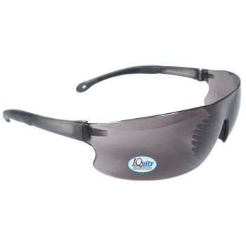Radians Rad-Sequel Smoke IQ- IQUITY Anti-Fog Safety Glasses  Style Smoke Color - 12 Pairs / Box
