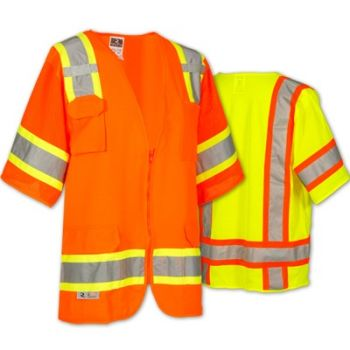 Radians Two-Tone Class 3 Surveyor Vest