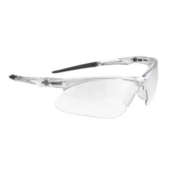 DEWALT Recip  Clear Lens Safety Glasses Frameless Style Clear Color - 12 Pairs / Box