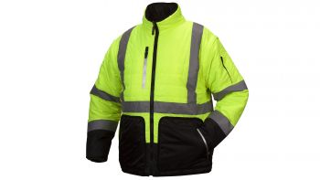 Pyramex RJR33 Series 4-1 Reversible Quilted Jacket RJR3310
