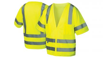 Pyramex Safety Products Clas 2 RVZ23 Series Safety Vests - 1 / Each