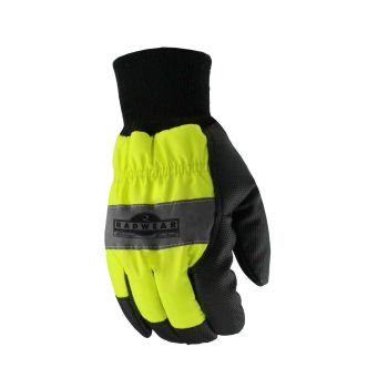 Radians RWG800 Radwear Silver Series  Hi-Visibility Thermal Lined Gloves, 12 Pair