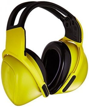 MSA left/RIGHT™ Headband Earmuff HIGH, Yellow, Earmuff (NRR 28)