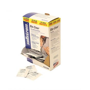 Surewerx S23490 Sta-Clear Lens Wipes