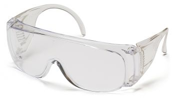 Pyramex Solo Clear Frame/Clear Lens (1 Box of 12)