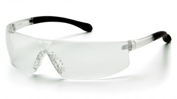 Pyramex Provoq Clear Frame/Clear Lens (1 Box of 12)