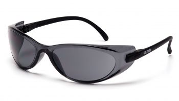 Pyramex  GT2000  Black Temples/Gray Lens  Safety Glasses  12/BX