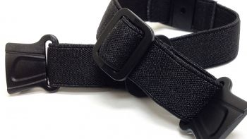 Pyramex I-Force Black Goggle Strap Only (1 Box of 12)