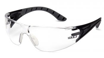 Pyramex Endeavor Plus Safety Glasses Clear Lens  - 12 per Box