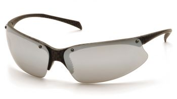 Pyramex PMX5050 Carbon Finish Frame/Silver Mirror Lens (1 Box of 12)